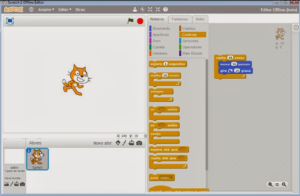 تحميل برنامج سكراتش لصنع الألعاب