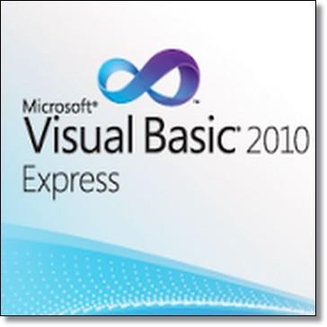 برنامج فيجوال بيسك Microsoft Visual Basic 2010