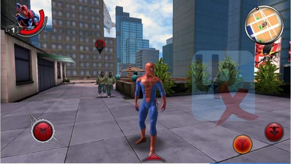 تنزيل لعبة الرجل العنكبوت The Amazing Spider Man 2 مجانا