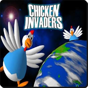 تنزيل لعبة الفراخ Chicken Invaders القديمة الاصلية