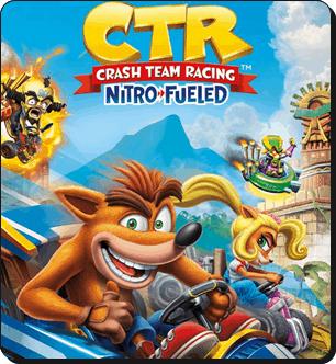 تنزيل لعبة كراش Crash Team Racing الاصلية