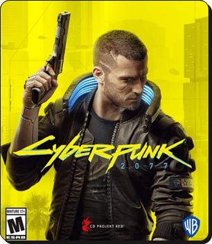 لعبة Cyberpunk 2077 سايبر بانك