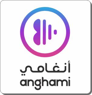 برنامج anghami انغامي