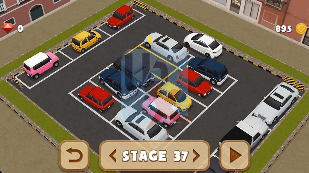 لعبة Dr. Parking 4
