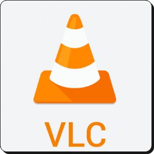 برنامج VLC في إل سي ميديا بلاير