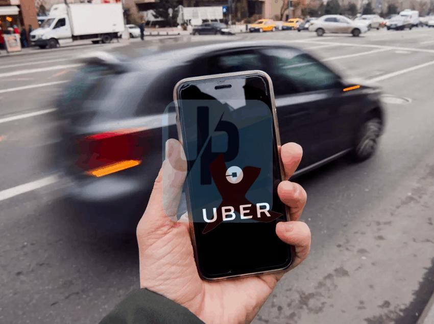تطبيق أوبر Uber