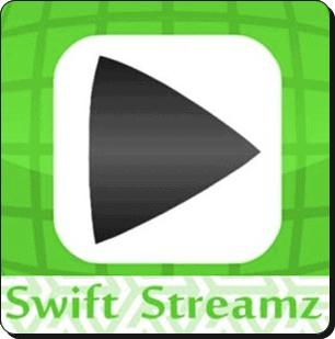 تحميل تطبيق Swift Streamz