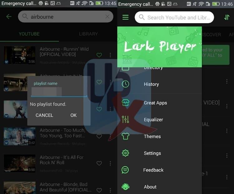 تحميل برنامج Lark Player للاندرويد