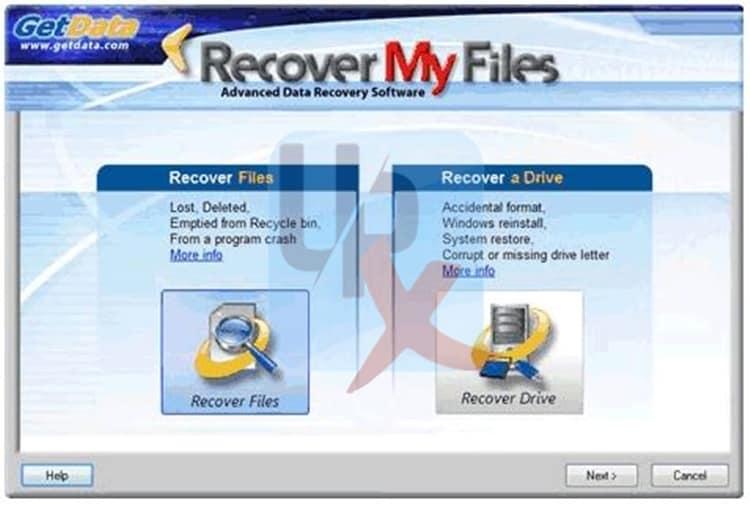 تنزيل برنامج recover my files ريكفر ماى فايل